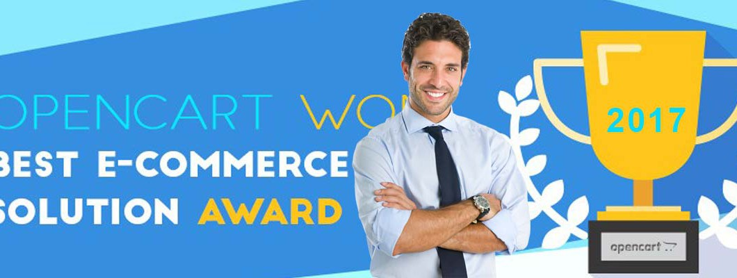 OpenCart najlepszym programem e-commerce roku 2017!