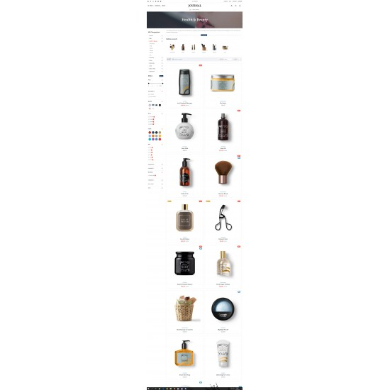 OpenCart PL 3311 GOLD - Gotowy sklep internetowy z wbudowanym blogiem