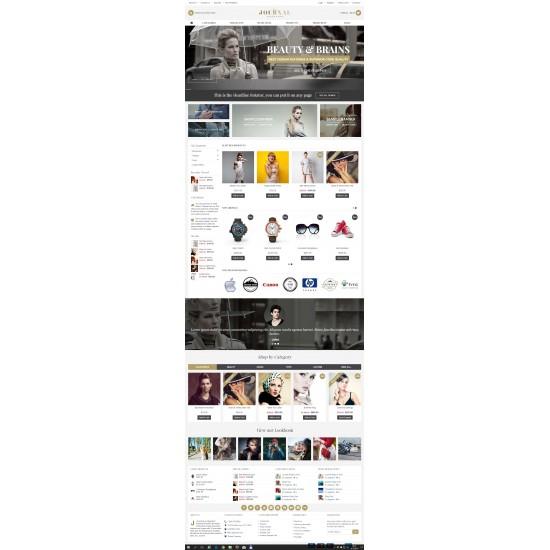 OpenCart PL v. 2.3.0.2 GOLD 04 - Gotowy sklep internetowy z wbudowanym blogiem